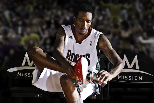 MISSION Brandon Jennings PHOTO
