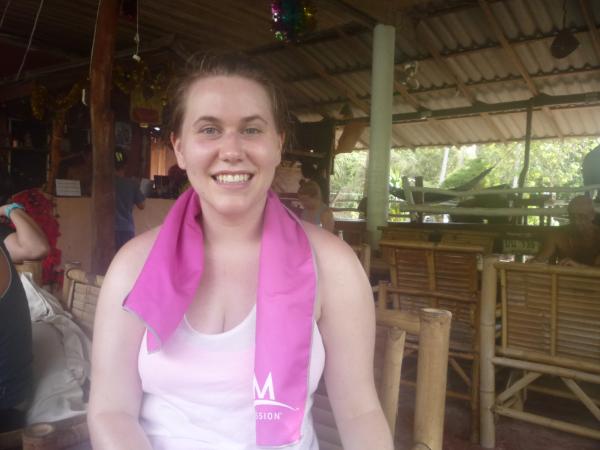 Janna Weaver Mission Enduracool Towel